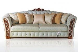 Классический диван Турин прямой - Мебельная фабрика «Качканар-мебель»