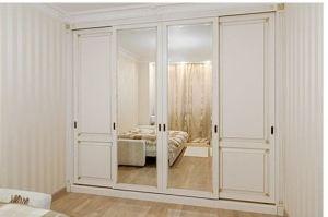 Классический шкаф-купе - Мебельная фабрика «Подольск»