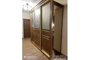 Классический шкаф-купе - Мебельная фабрика «Элна»