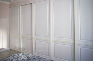 Классический шкаф-купе АЛЬБИ - Мебельная фабрика «Союз-Мебель»