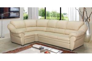 Классический угловой диван Палермо - Мебельная фабрика «Элегантный Стиль»