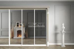 Шкаф-купе в классическом стиле - Мебельная фабрика «Элна»