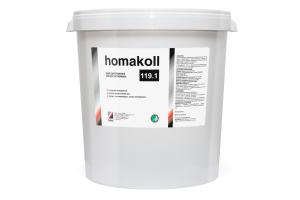 Клей для постформинга водно-дисперсионный homakoll 119.1 - Оптовый поставщик комплектующих «ХОМА»