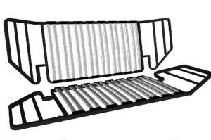Механизм трансформации Клик-кляк - Оптовый поставщик комплектующих «Кузнецкий завод мебельной фурнитуры»
