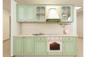 Клпссическая кухня Винтаж ясень фисташка - Мебельная фабрика «Хомма»