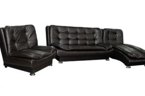 Набор диван и кресло Престиж 3 - Мебельная фабрика «ПРАВДА-МЕБЕЛЬ»