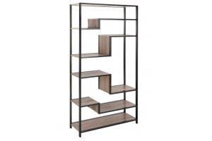 Книжный шкаф №1 - Мебельная фабрика «Loft Z»