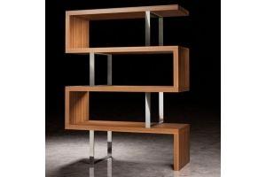 Книжный шкаф №3 - Мебельная фабрика «Loft Z»