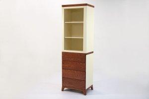 Книжный шкаф Бонайре - Мебельная фабрика «ШиковМебель»