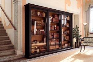 Книжный шкаф Бостон - Мебельная фабрика «Елиза»