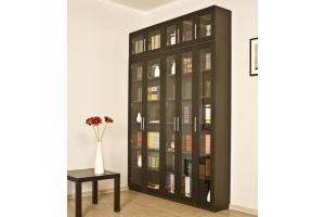Книжный шкаф Квадро 2 - Мебельная фабрика «Красная Мебель»