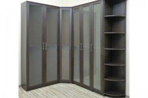 Книжный шкаф квадро 3 - Мебельная фабрика «Красная Мебель»