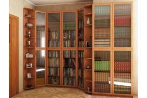 Книжный шкаф Ника - Мебельная фабрика «Елиза»