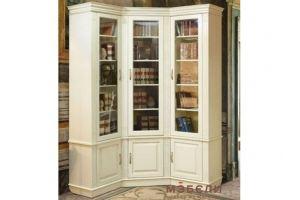 Книжный шкаф Верди Люкс 23 - Мебельная фабрика «МЭБЕЛИ»