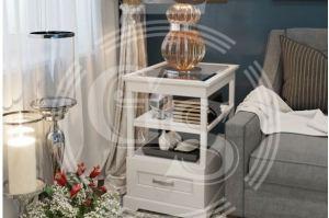 Кофейный столик с ящиком для хранения - Мебельная фабрика «Фабрика авторской мебели GS»