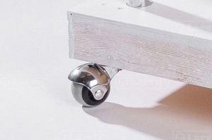 Колесо мебельное на платформе LBP-40C - Оптовый поставщик комплектующих «Larvij International»