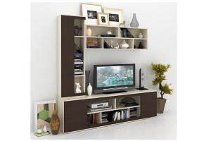 Комбинированная Гостиная Арто-1000 - Мебельная фабрика «Мастер»