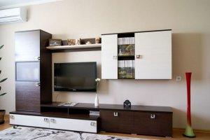 Комбинированная стенка в гостиную - Мебельная фабрика «Мебельная мастерская»