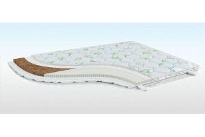 Комбинированный матрас Jan organic - Мебельная фабрика «Alitte»