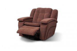 Кресло-качалка Комфорт-2 с реклайнером - Мебельная фабрика «Маск»