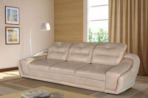 Светлый диван Комфорт 5 - Мебельная фабрика «Панда»
