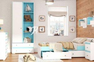 комфортабельная Детская Тиффани - Мебельная фабрика «Ренессанс»