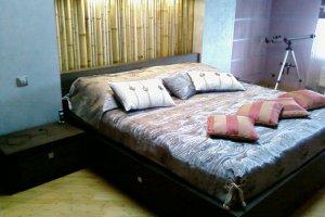Комфортная большая кровать - Мебельная фабрика «Мебелла», г. Краснодар