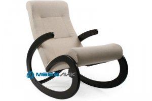 Комфортное Кресло-качалка 1 для отдыха  - Мебельная фабрика «Мебелик»