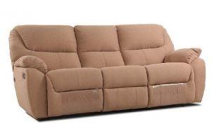 Комфортный диван Валенсия с двумя реклайнерами - Мебельная фабрика «Ваш День»