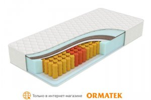 Комфортный матрас Balance 5-zone - Мебельная фабрика «Орматек»