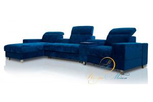 Комфортный угловой диван Милан - Мебельная фабрика «Петрамебель»