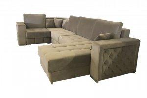 Комфортный угловой диван Сенатор  - Мебельная фабрика «Наири»