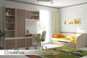 Комната детская Олимпик - Мебельная фабрика «Мебель Даром»