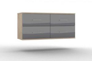 Комод-02 навесной Lucido - Мебельная фабрика «Ваш День»