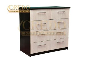 Комод 2 - Мебельная фабрика «Кредо»