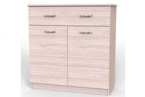 Комод 2 двери и ящик Вилли 6 - Мебельная фабрика «Алтай-Командор»