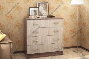 Комод с 4 ящиками - Мебельная фабрика «Пеликан»