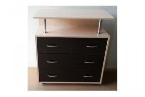 Комод 3 ящика - Мебельная фабрика «Народная мебель»