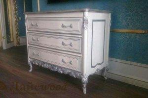 Комод 3 ящика - Мебельная фабрика «Лайс Wood»