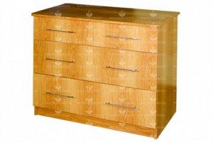 Комод 3 ящика К 1 2 - Мебельная фабрика «Росток-мебель»