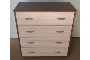 Комод 4 ящика - Мебельная фабрика «Народная мебель»