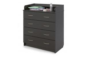 Комод 4 ящика ЛДСП венге - Мебельная фабрика «Атон-мебель»
