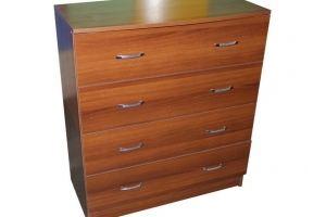 Комод 4 ящика Надежда - Мебельная фабрика «Мебельный Арсенал»
