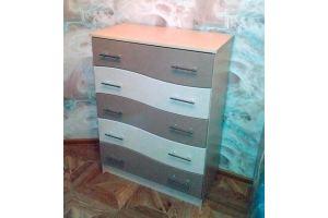 Комод 5 ящиков - Мебельная фабрика «МебелеФ»