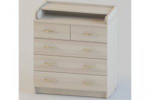 Комод 80-5 ЛДСП - Мебельная фабрика «Атон-мебель»