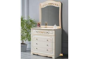 Комод Азалия Белый Матовый - Мебельная фабрика «Кубань-Мебель»