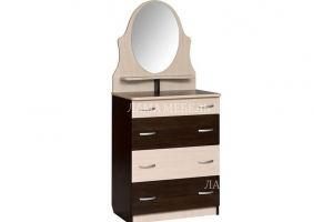 Комод бельевой 3 с зеркалом - Мебельная фабрика «Лама»