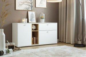 Комод белый Ланс К101 - Мебельная фабрика «ДСВ-Мебель»