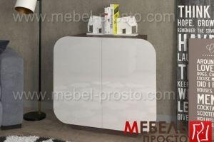 Комод белый Вестерн 1 - Мебельная фабрика «МЕБЕЛЬ ПРОСТО»