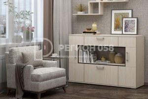 Комод Берк 11 - Мебельная фабрика «Регион 058»